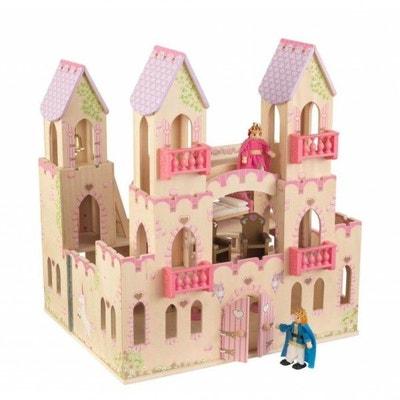 Lit chateau princesse | La Redoute