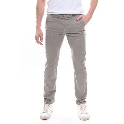 f8bbc33118ea Pantalon Chino Coupe Ajustée Curtom RITCHIE
