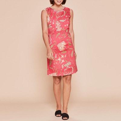 1aa62027334 Robe droite imprimé floral Fillette DERHY