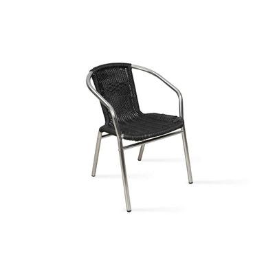 Chaise De Jardin Aluminium Et Resine OVIALA