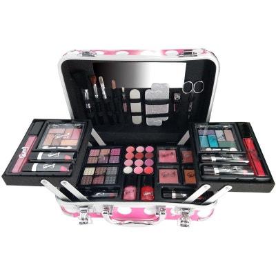 Coffret cadeau mallette de maquillage format valise Pretty Fashion - 62pcs  GLOSS dcc87b626296