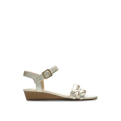 Sandali in pelle Mena Blossom CLARKS 44d60da21e4