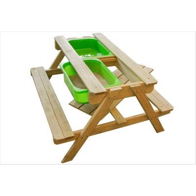 Table Jardin Enfant Avec Bacs A Sable SUNNY
