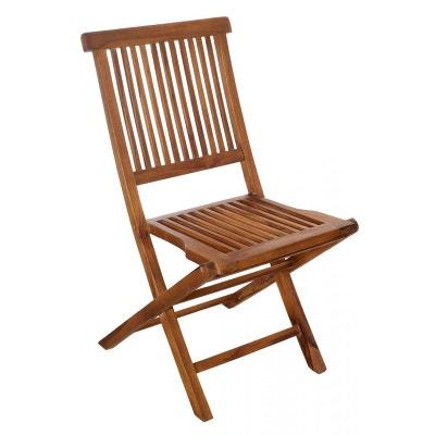 Chaise De Jardin En Teck Huile 90cm MACAO PIER IMPORT