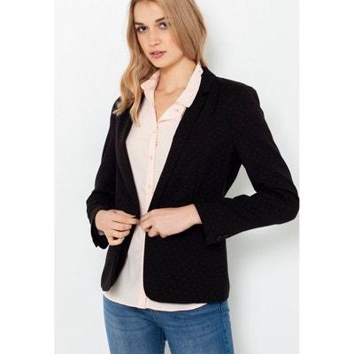 4175cb9f62727 Veste tailleur noir femme | La Redoute