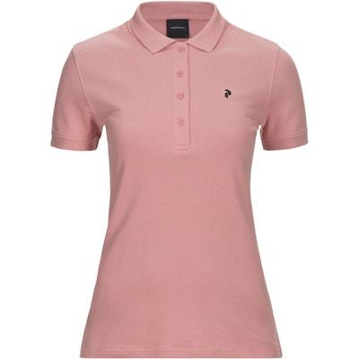 701cb26ef72 Classic - T-shirt manches courtes Femme - orange Classic - T-shirt manches. PEAK  PERFORMANCE