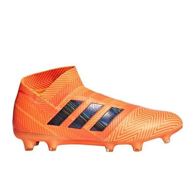 innovative design a6b40 228b4 Chaussures football adidas Nemeziz 18+ FG Orange Chaussures football adidas  Nemeziz 18+ FG Orange