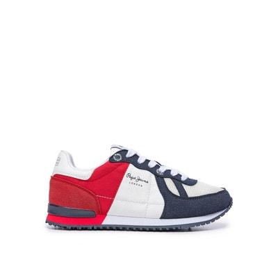 815fe9ca713 Baskets garçon - Chaussures enfant 3-16 ans Pepe jeans