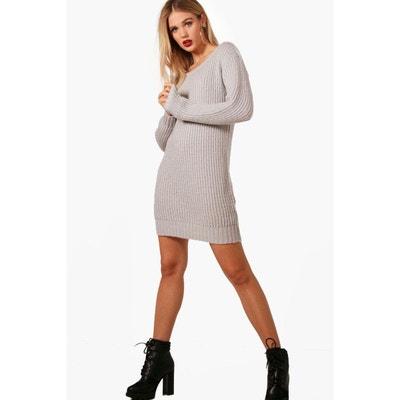 code promo 58122 b6c9d Robe pull femme | La Redoute