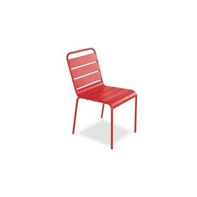 Chaise RougeLa Chaise Jardin De Redoute De m0vn8NwO