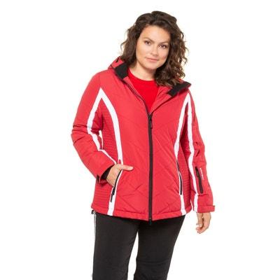 Blouson de ski pour femme grande taille