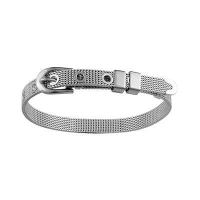 Bracelet Diamètre  58 mm Boucle de Ceinture Acier Bracelet Diamètre  58 mm  Boucle de. SO CHIC BIJOUX aa9a2a4b43e