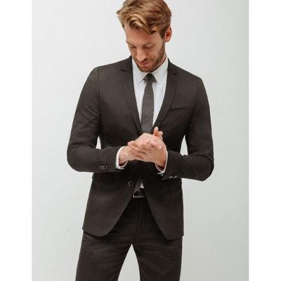 Veste costume slim poche poitrine Veste costume slim poche poitrine BRICE 3815018dc50