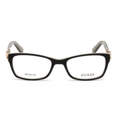 4963db4d21260 Lunettes de vue pour femme GUESS Or GU 2677 001 50 17 Lunettes de vue. «