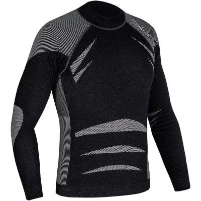 Sous-vêtement thermique chaud avec de la Soie Sous-vêtement thermique chaud  avec de 53494c243b9