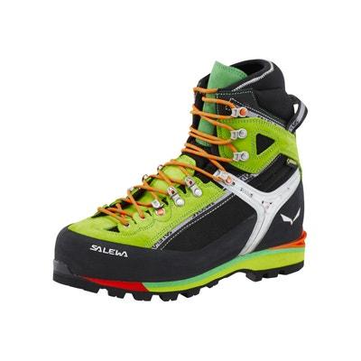 f5e93964d04 Condor Evo GTX - Chaussures d alpinisme Homme - vert noir SALEWA