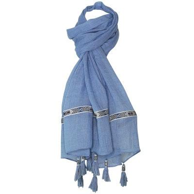 282531c4a5f Grand foulard ciel CHAPEAU-TENDANCE. «