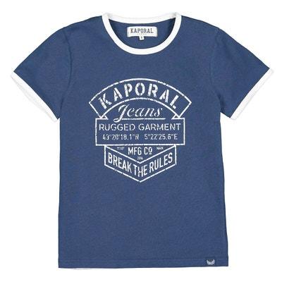 Gar/çon T-Shirt /à Manches Longues Bones Kaporal