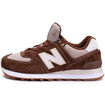 comment porter des chaussures New Balance marrons