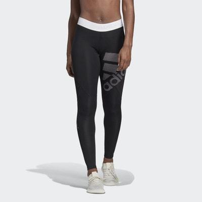 9fb1ee7cbbcdda Women's Leggings   Sports & Gym Leggings Adidas performance   La Redoute