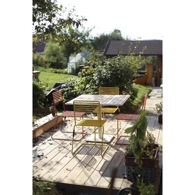 Salon de jardin aluminium | La Redoute