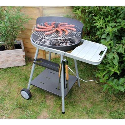 Grille barbecue inox | La Redoute