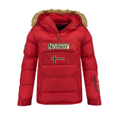 mod/èle Darwin Geographical Norway Parka pour Homme avec Capuche
