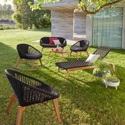 mobilier de jardin la redoute. Black Bedroom Furniture Sets. Home Design Ideas