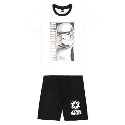 9350e5c4b088f Vêtement garçon 3-16 ans en solde STAR WARS | La Redoute
