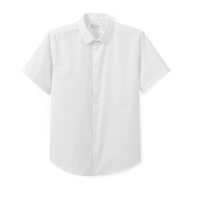 Regular Short-Sleeved Shirt Regular Short-Sleeved Shirt LA REDOUTE COLLECTIONS