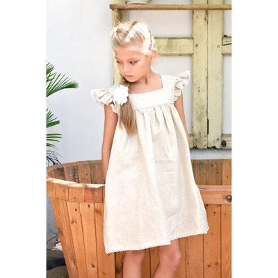 design de qualité 8853c 388c4 Robe en lin chic | La Redoute