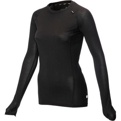Merino - Sous-vêtement Femme - noir INOV-8 b35796b3391