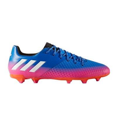 low priced c6726 c3fe9 Chaussures football adidas Messi 16.2 FG Bleu Rose Chaussures football  adidas Messi 16.2 FG Bleu