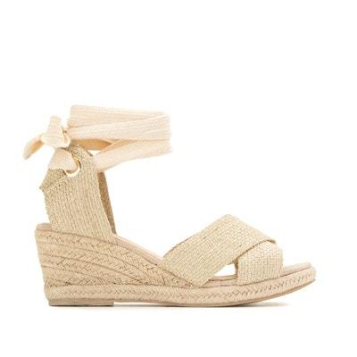 Sandales dorées | La Redoute