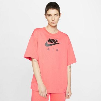 Tee shirt manche courte femme en solde NIKE | La Redoute