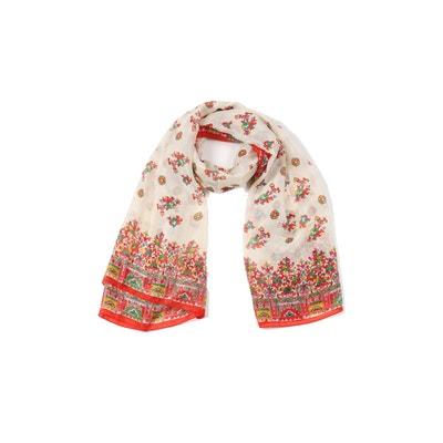 8a4f4568f5a Echarpe en soie avec un imprimé - Parasol Echarpe en soie avec un imprimé -  Parasol. «