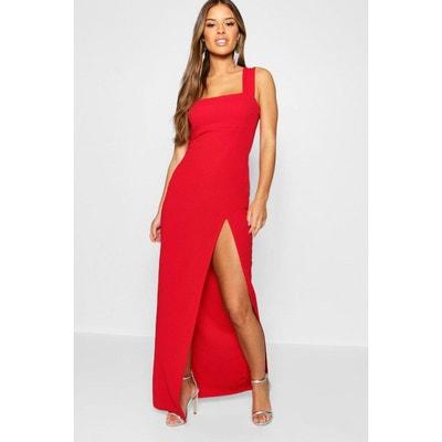 bfa15127c36 Petite robe rouge