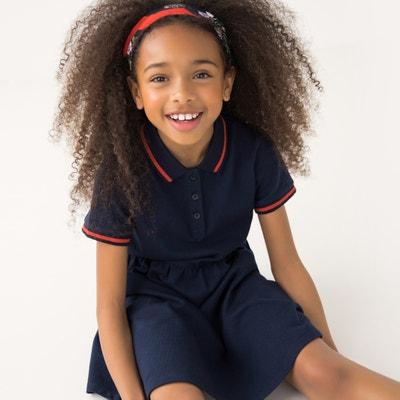 281633bb111e Short-Sleeved Polo Dress