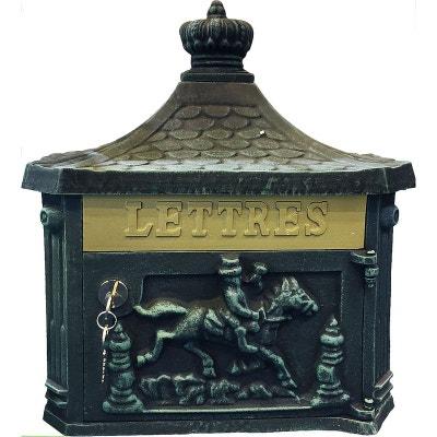 Exemples De Modèles Boite Aux Lettres Originales