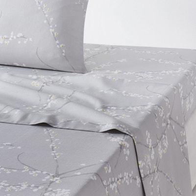 drap en satin de soie la redoute. Black Bedroom Furniture Sets. Home Design Ideas