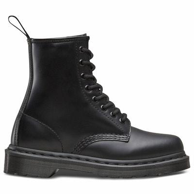 cef6e8dd6f6 Boots cuir à lacets 1460 Boots cuir à lacets 1460 DR MARTENS
