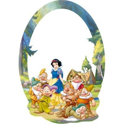 Miroir Blanche Neige Princesse Disney Miroir Blanche Neige Princesse Disney  WALLTASTIC
