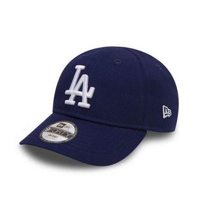 Casquette Bébé New Era Los Angeles Dodgers Bleu Roi Blanc Todler 9Forty MLB  NEW ERA ca4dcc59a47