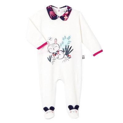 80cd585bab661 Pyjama bébé Pink Bunny Pyjama bébé Pink Bunny PETIT BEGUIN
