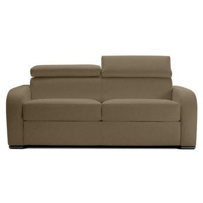 Cuir MarronLa Redoute MarronLa Redoute Convertible Canape Convertible Canape Canape Cuir N80wvmnO