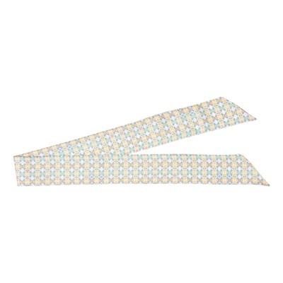 c92fddcf69f3 Mini foulard imprimé graphique en twill de soie TIE RACK