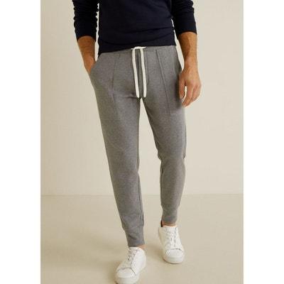 Pantalon jogging coton Pantalon jogging coton MANGO MAN bc526bb3ff2