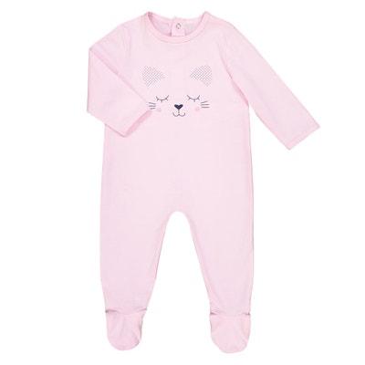 be968edef0b Pijama de algodón estampado gato