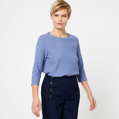 3dd3eeba2a Tee shirt manche longue femme MONOPRIX | La Redoute