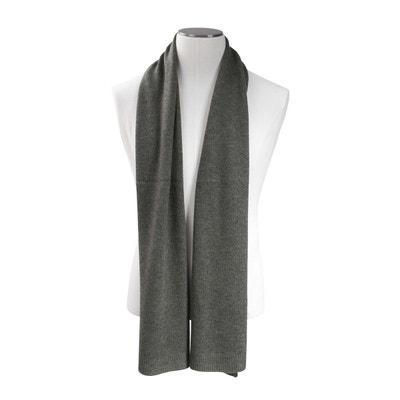 Echarpe 100% cachemire tricotée Echarpe 100% cachemire tricotée DIEGO GARCIA 2266f012630